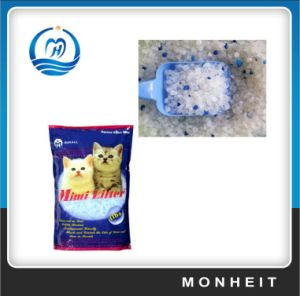 Silicone Pet Crystal Cat Litter pictures & photos