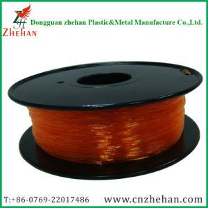 Good Supplier 1.75mm 3mm Rubber Filaments 3D Flexible Filament pictures & photos