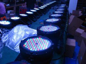 120*3W RGBW/a LED PAR Can Waterproof IP65 pictures & photos
