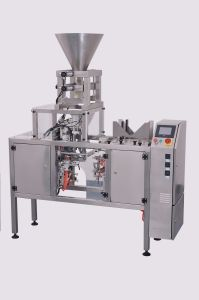 Mdpg Gusset Bag Packing Machine for Powder, Granule, Liquid, Paste pictures & photos
