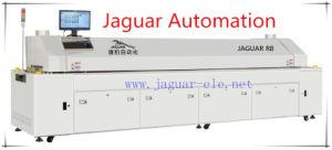 Top Lead-Free Hot Air Lead-Free Reflow Oven Jaguar R8/SMT Machine pictures & photos