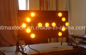Vehicle Mount Arrow Directional Traffic Sign for Road Traffic Control pictures & photos