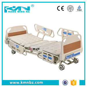 Adjustable Five Function Electric Hospital Bed