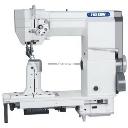 Direct Drive Heavy Duty Post Bed Sewing Machine pictures & photos