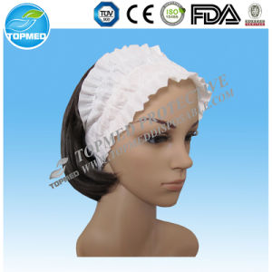 Disposable Non Woven Fasica Headband, Nonwoven Hair Ribbon pictures & photos