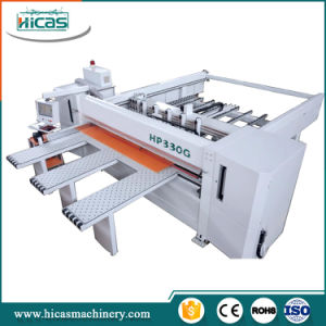 Woodworking Automatic CNC Beam Panel Sawing Machine pictures & photos