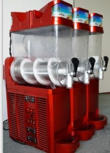 High Speed Slush Machine with One Tank pictures & photos