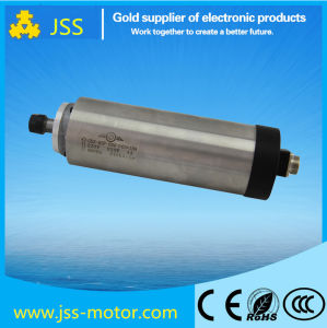 800W Air Cooling Spindle Motor for Wood Working 220V 24000rpm pictures & photos