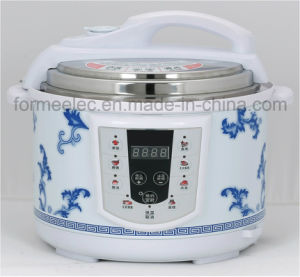5L Electric Pressure Rice Cooker 900W pictures & photos
