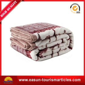 Super Soft Printed Flannel Blanket Printed Coral Fleece Blanket pictures & photos