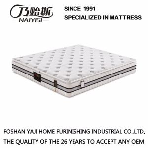 Home and Hotel Used Natural Latex Mattress (FB732) pictures & photos