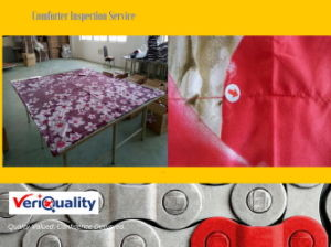 Professional Quality Control, Quality Control Inspection Service for Comforter in China pictures & photos