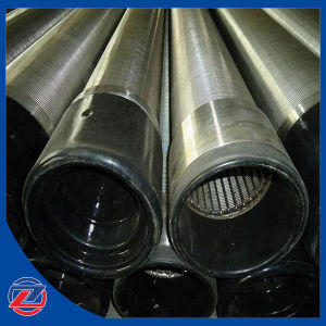 Continuous-Slot Johnson Screen Steel Tubes/Pipe pictures & photos