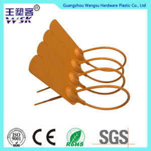 Shangdong Manufacture Pull Tight Contanier Security Plastic Seal
