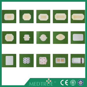 Ce/ISO Approved Medical Wound Dressing, Transparent (MT59396201) pictures & photos