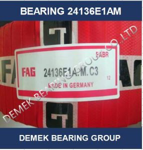 High Quality Spherical Roller Bearing 24136 E1amc3 with Brass Cage pictures & photos