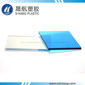 Transparent Bronze Polycarbonate Solid Plastic Plate with High Strength pictures & photos