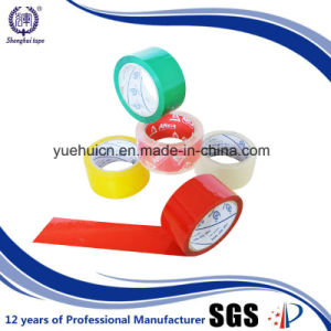 SGS Cheap China BOPP Transparent Packaging Carton Sealing Tape pictures & photos