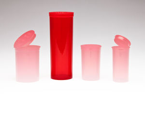 Smell Pop Top Vial Squeeze Container pictures & photos