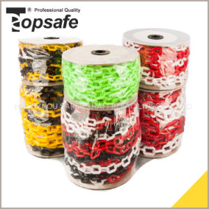 4mm, 6mm, 8mm, 10mm, 12mm Plastic Caution Chain pictures & photos