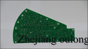 The Special Hal PCB with Green Solder Mask pictures & photos