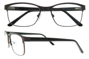 No MOQ Fashion Stainless-Steel Eyeglass Glasses Optical Eyewear pictures & photos