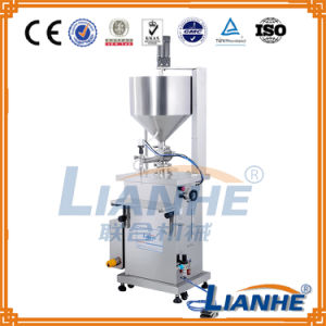 Plastic Bottle Cream Oil Water Filling Machine for Beverage Packing pictures & photos