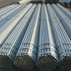Seamless Galvanized Steel Pipe pictures & photos