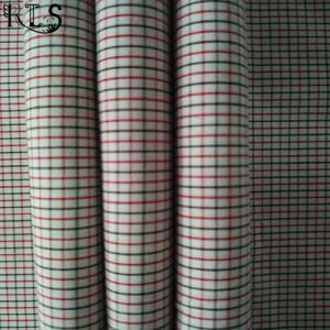 Cotton Poplin Woven Yarn Dyed Fabric for Shirts/Dress Rlsc50-8 pictures & photos
