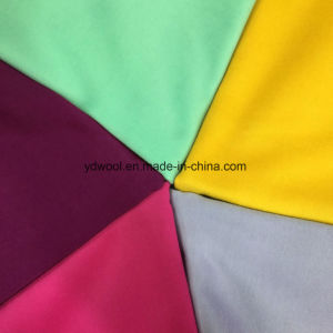 Double Face Colors Wool Fabric pictures & photos
