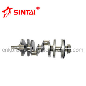 Casting Steel Crankshaft for Mercedes Benz Om401 4010302301/4012501 pictures & photos