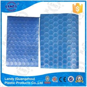 Good Tensile Strength Solar Pool Cover with Woven pictures & photos