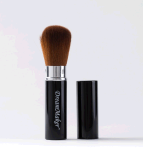 OEM/ODM Acceptable Synthetic Hair Flexible Tube Blush Brush. pictures & photos