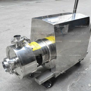 Mobile Type Stainless Steel Rotor Pump pictures & photos