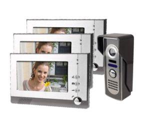 7 Inch Screen Intercom Video Door Phone Doorbell Home Security Tools pictures & photos