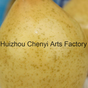 Cheap Sale of Pear Artificial Fruit pictures & photos