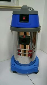 Domestic Dark Blue Color Wet and Dry Vacuum Cleaner Cc-35L pictures & photos