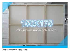 150*175 Stretched Canvas for Painting and Drawing pictures & photos