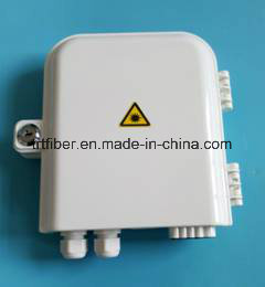 FTTH 8 Port Fiber Optic Distribution Box for 1X8 PLC Splitter pictures & photos