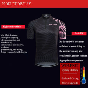 Men′s Summer Breathable Cycling Jersey Sets pictures & photos