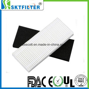 HEPA Filter with Cardboard Frame or Nonwoven Fiber Frame pictures & photos