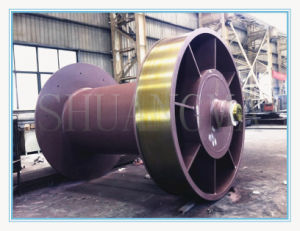 Towing Winch for Marine Products pictures & photos
