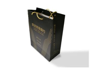High Quality Shopping Bag Custom Paper Bag Printing pictures & photos