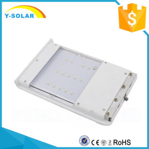 Outdoor Solar 15LED Lamp Infrared Motion Sensor Light Sensor for Street Light SL1-1-15 pictures & photos