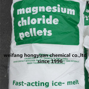 Magnesium Chloride Pellet/Flakes (42%-47%) pictures & photos