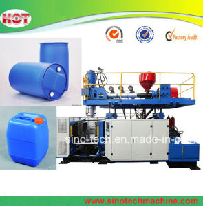 50L~100L-160L Liter HDPE Drums Jerry Cans Blow Molding Machine pictures & photos