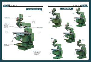 Turret Milling Machine pictures & photos