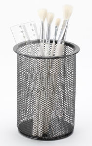 Mesh Desk Accessories/ Metal Mesh Stationery Pencil Holder/ Office Desk Accessories pictures & photos