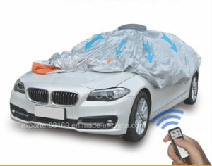 High Quality Automatic Car Cover pictures & photos