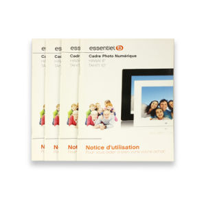 Coated Paper Full Color Printing Customzied Brochure Printing pictures & photos